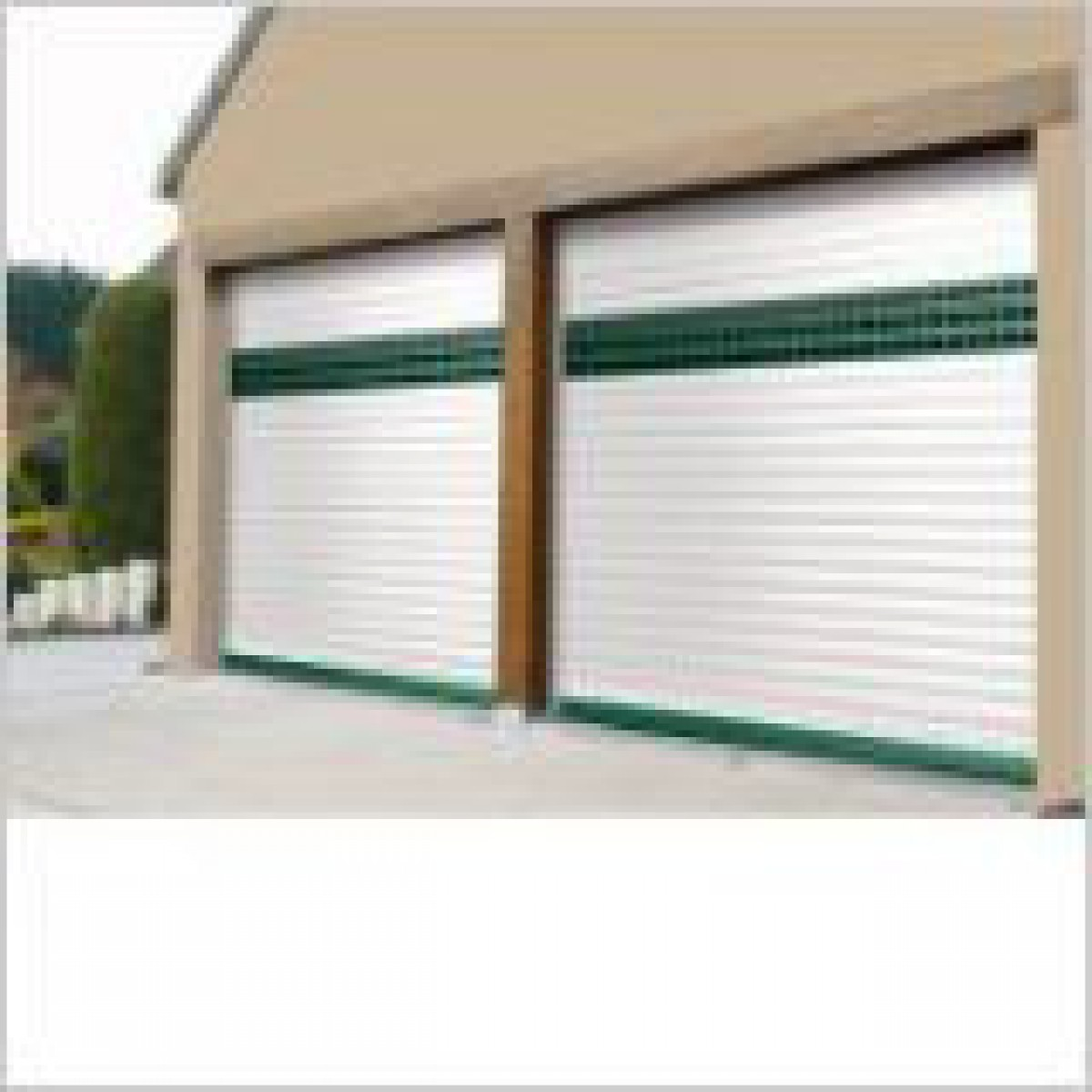 Porte de garage enroulable carrol portes de parking for Detecteur porte de garage
