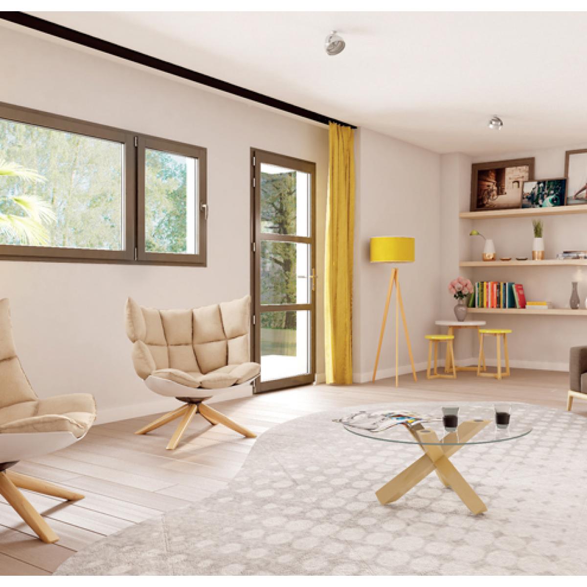 fen tre bois style beaulieu de la fen tre classique au contemporain. Black Bedroom Furniture Sets. Home Design Ideas