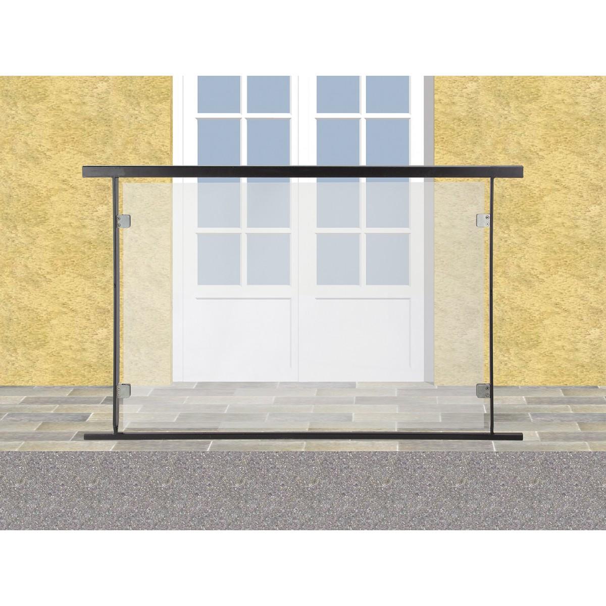 balcon en fer forg g rald balcons et terrasses. Black Bedroom Furniture Sets. Home Design Ideas