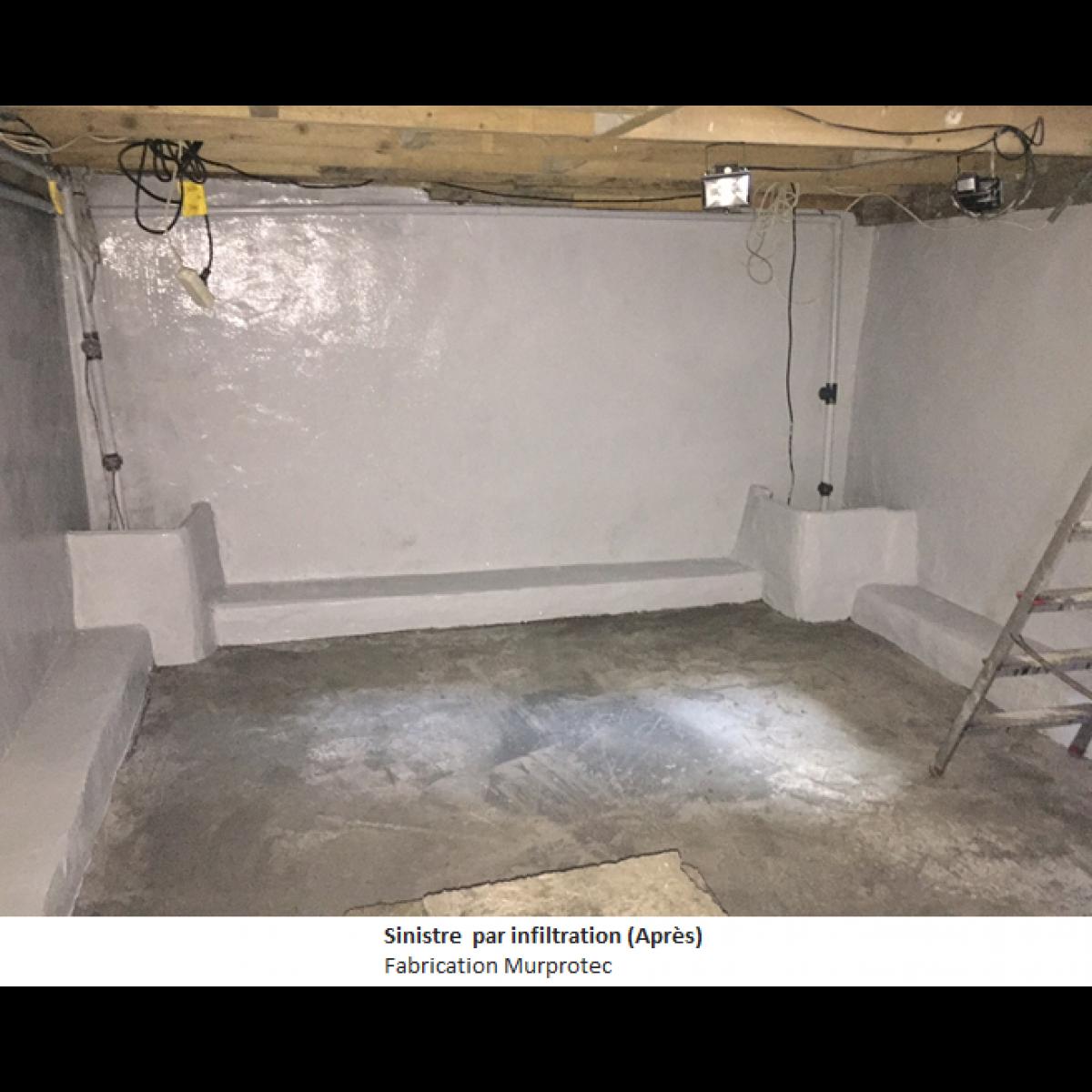 Ventilation Sous Sol Semi Enterré traitement des infiltrations et des inondations des parties