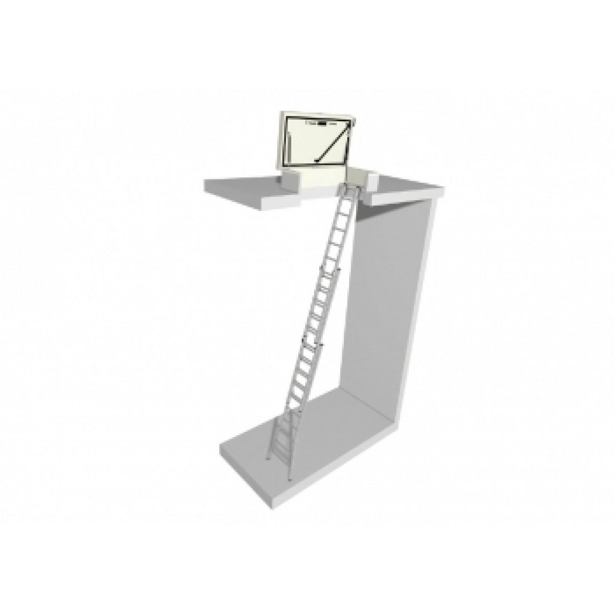Echelle Amovible Pour Trappe De Toit Escaliers