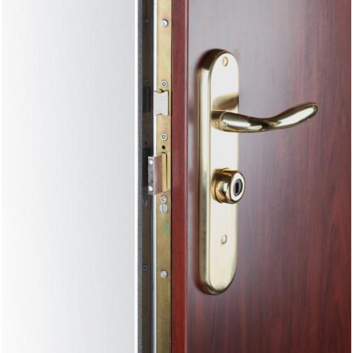 Porte d 39 entr e blind e protecdoor for Porte d entree d appartement