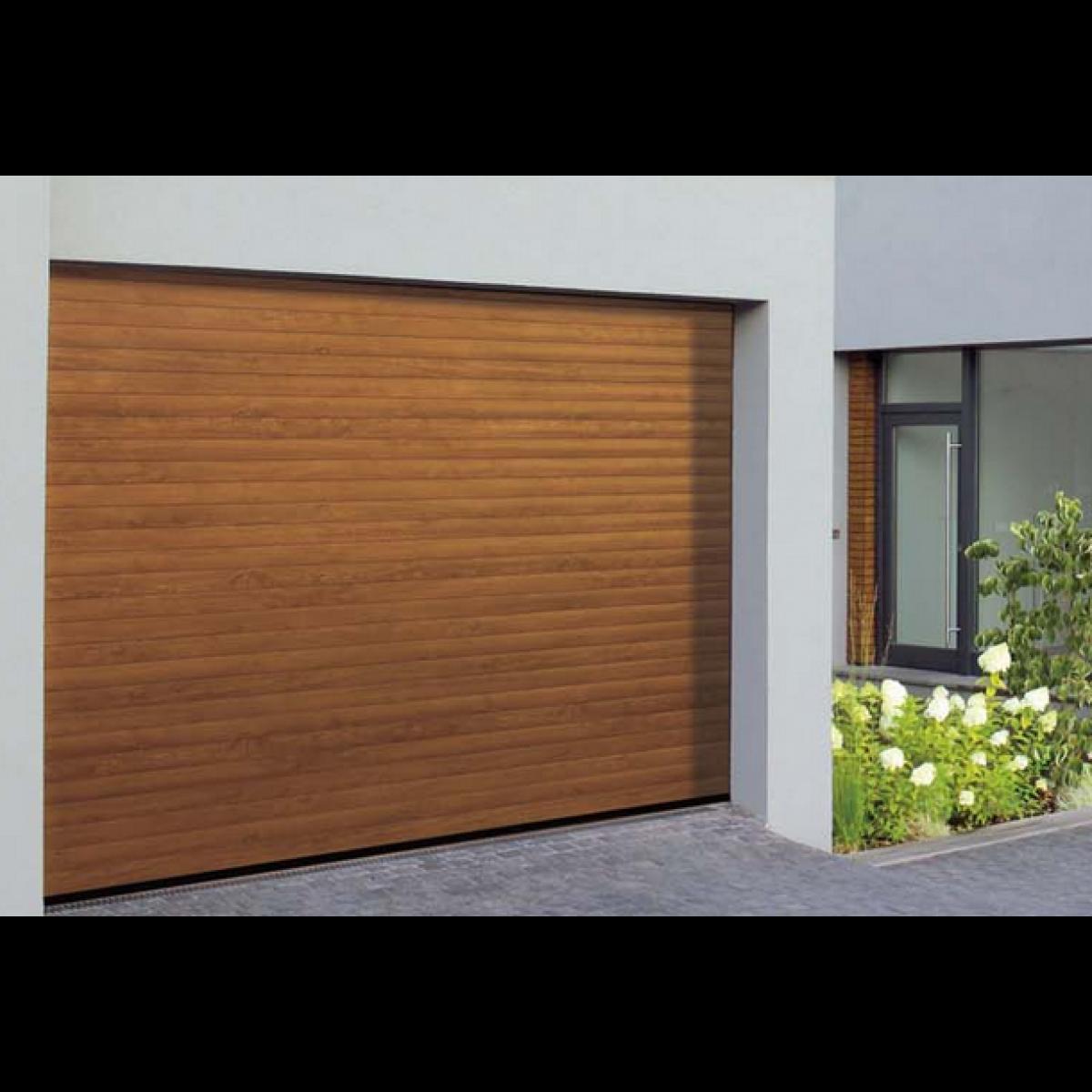 Porte de garage motoris e rollmatic hormann portes de - Porte de garage motorisee ...