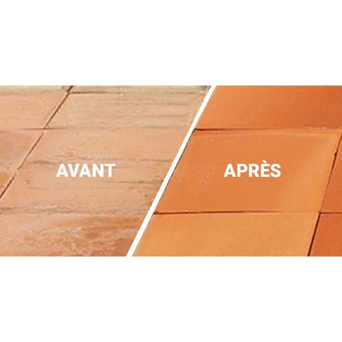 Comment Enlever Ciment Sur Pavés nettoyant voile de ciment - entretien, nettoyage