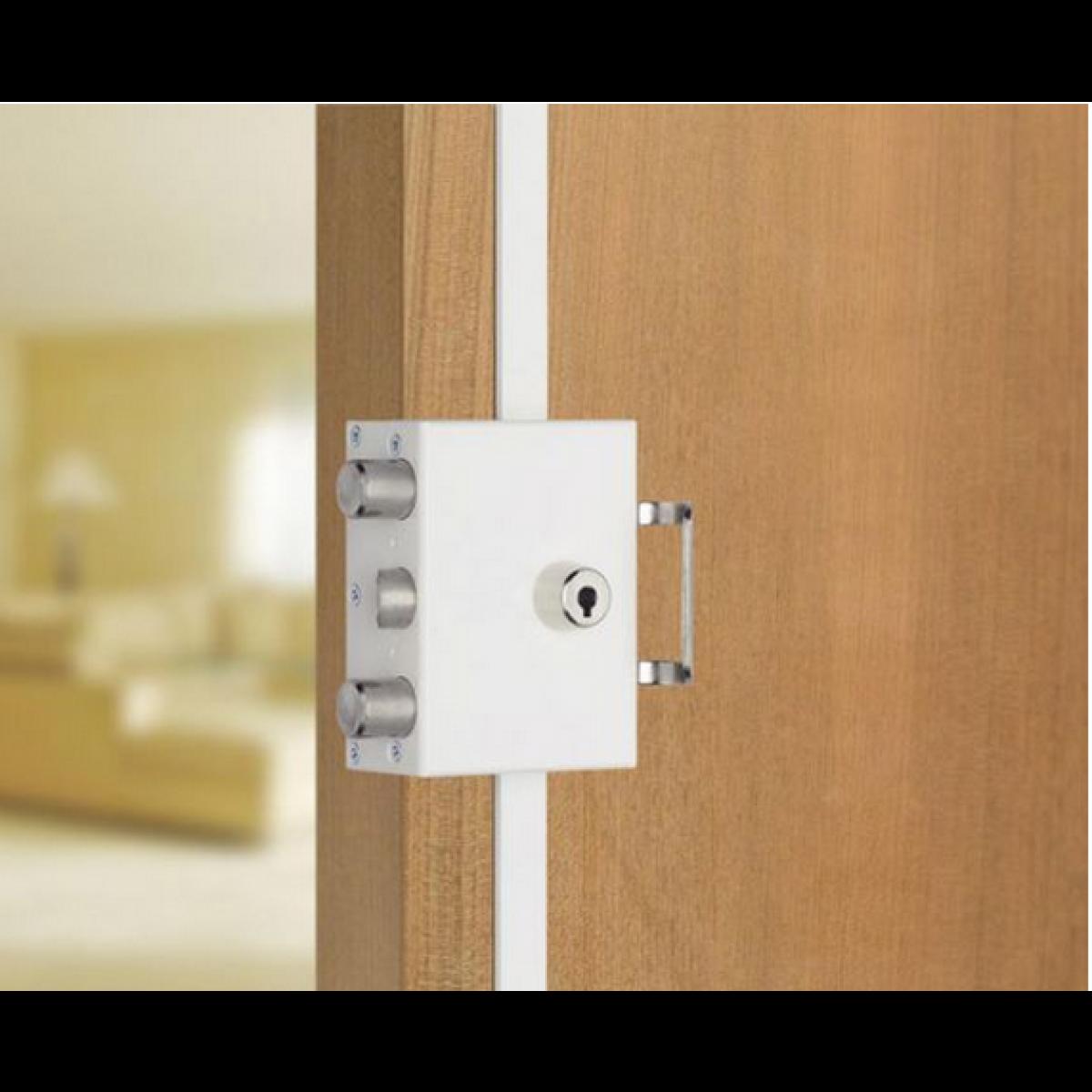 serrure 3 points trident picard. Black Bedroom Furniture Sets. Home Design Ideas