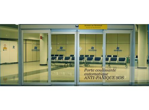 Porte anti-panique Portis