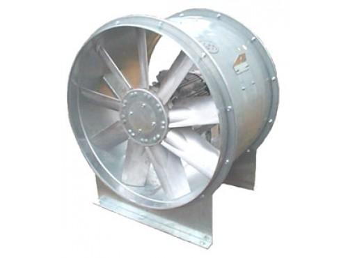 Ventilateurs axiaux AX - BX - CX Desenfumage