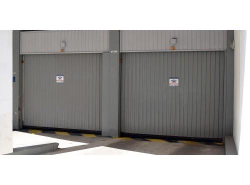 Porte de garage collective Safir