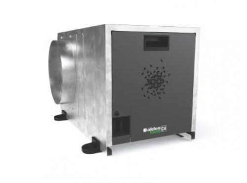 Caissons de ventilation simple flux  gamme EasyVEC Aldes