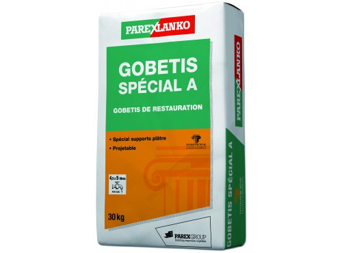 Gobetis spécial supports plâtre Gobetis Spécial A Parexlanko