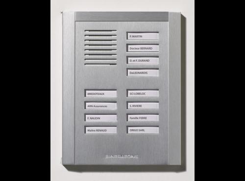 Interphone audio pour bâtiments Intratone