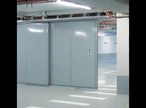 Porte coulissante coupe-feu MD 601/602/901/1201 C Malerba