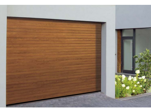 Porte de garage motorisée Rollmatic Hormann