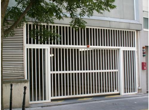 Portes de garage basculantes S400 Baro