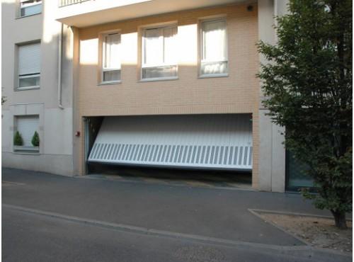 Portes de garage basculantes S400 Aéro Spacio