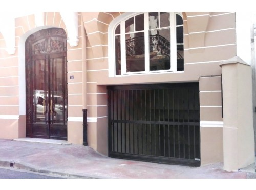 Portes de garage basculantes SAFIR S424