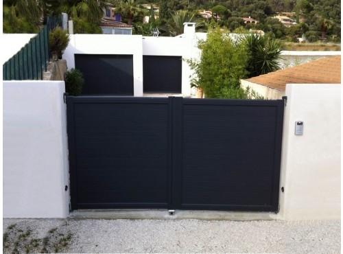 Portes et portails résidentiels SAFIR Symphonia, Musika et Orchestra