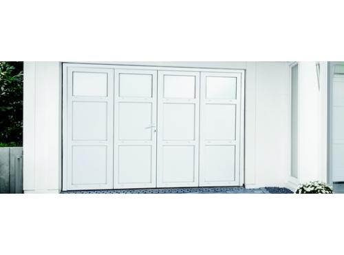 Porte de Garage SYMBIOZ'A Thiebaut Industrie