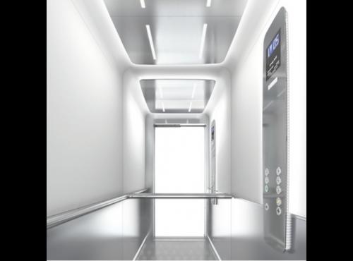 Ascenseur Synergy Blue Thyssenkrupp
