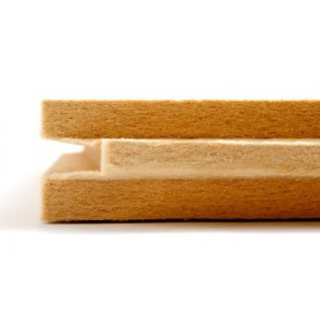 Panneau pare-pluie Isonat Duoprotect Fiber wood