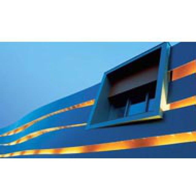 Revêtement de façade Rockpanel Colours