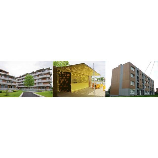 Revêtement de façade Rockpanel Natural