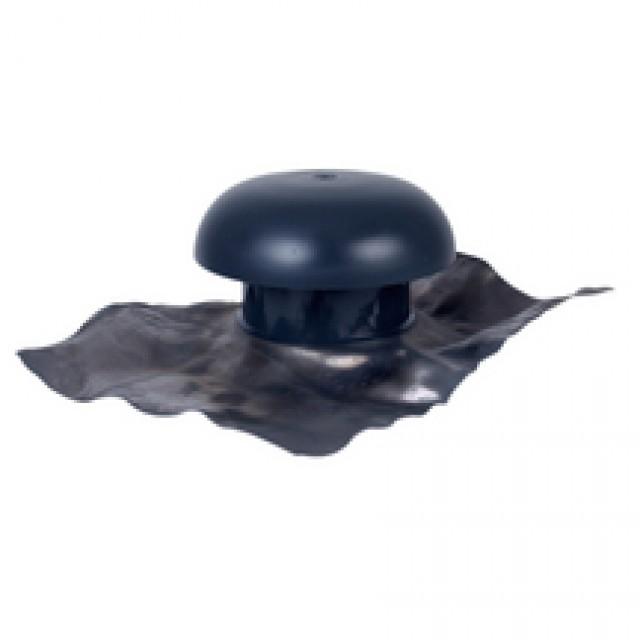 Chapeau de ventilation à collerette d'étanchéité