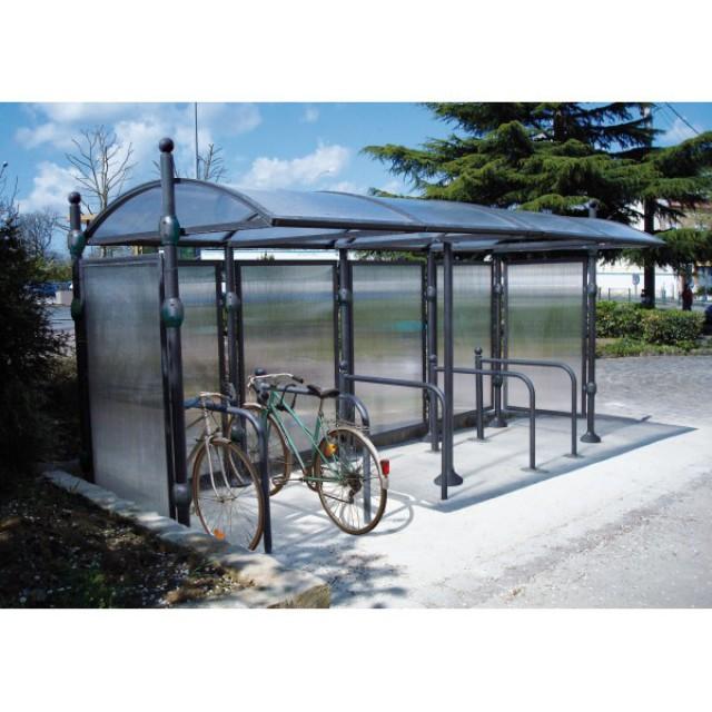 Extension abri cycles DECO