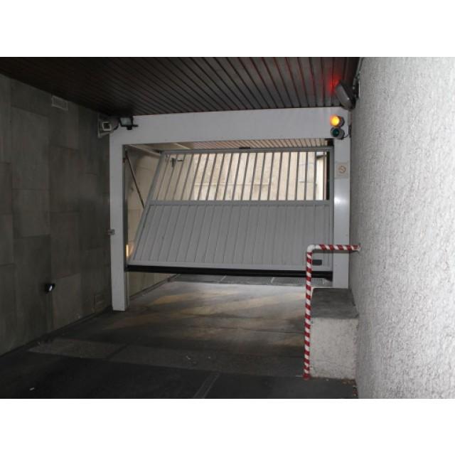 Portes de garage basculantes S400 Aéro mixte Baro