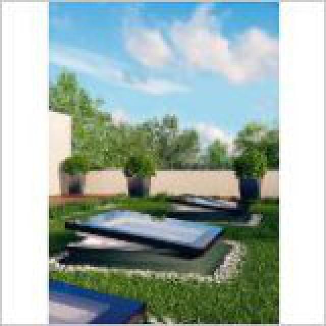 Fenêtre pour toits plats DEC et DEF Fakro