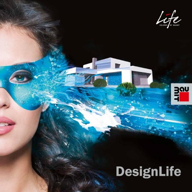Baumit DesignLife - Mettez l'accent sur votre façade !