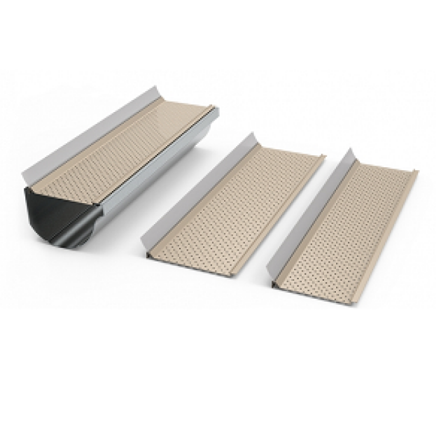 Protège-gouttières aluminium Gutterclean
