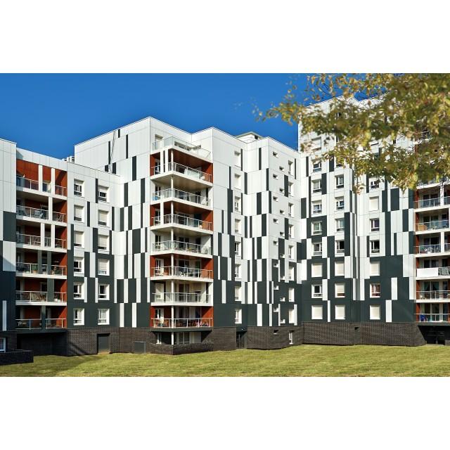 Panneaux de façade HardiePanel® James Hardie® en Fibres-ciment