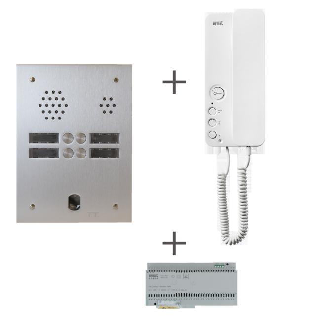 Kits d'interphonie audio préprogrammés 2VOICE