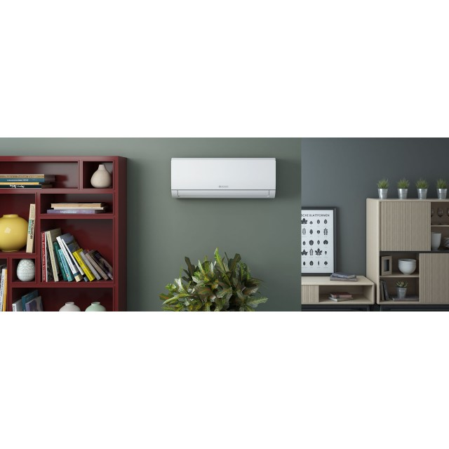 Nexya S4 E inverter est un climatiseur réversible monosplit mural à haute efficacité énergétique
