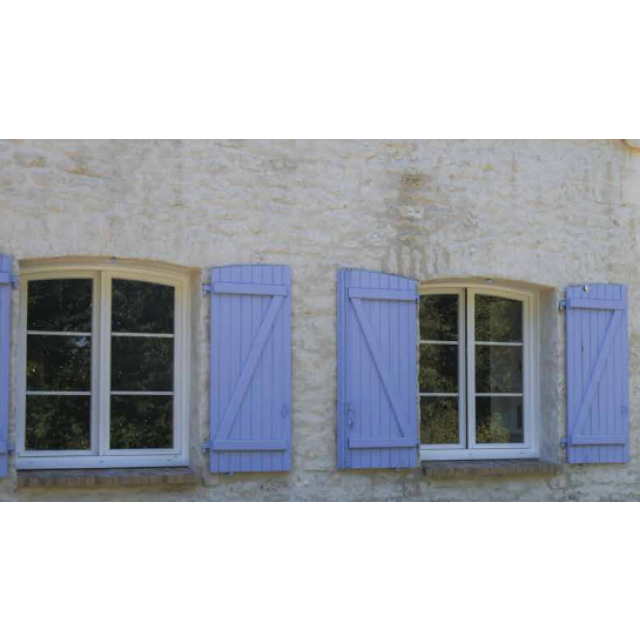 Fenêtres PVC OPTIMOPVC Swao