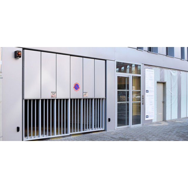 Portes de parking  SMF Services