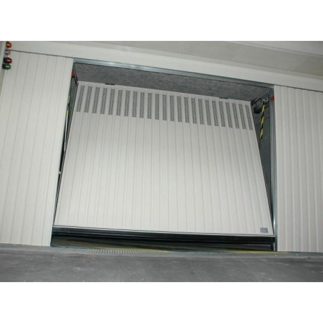 Portes de garage basculantes S400 Aéro Pluo