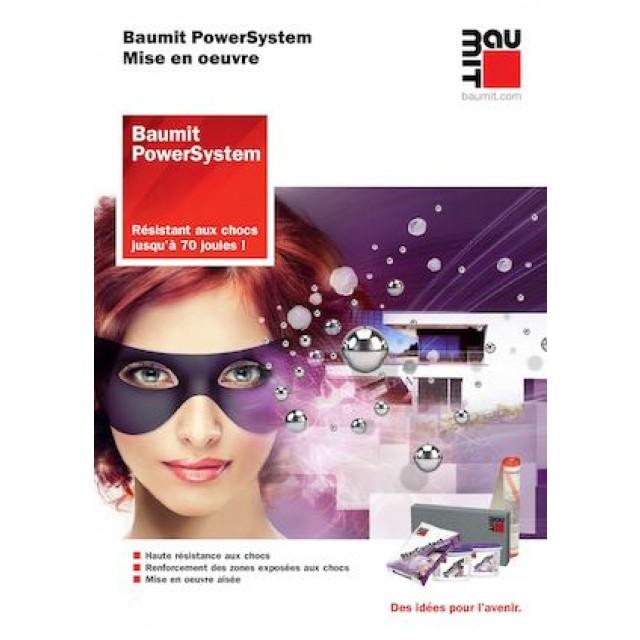 Baumit PowerSystem - La résistance aux chocs