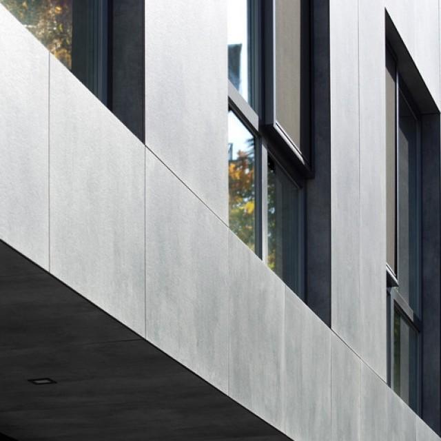 Panneau biosourcé finition structurée | Max Exterior Surface NY