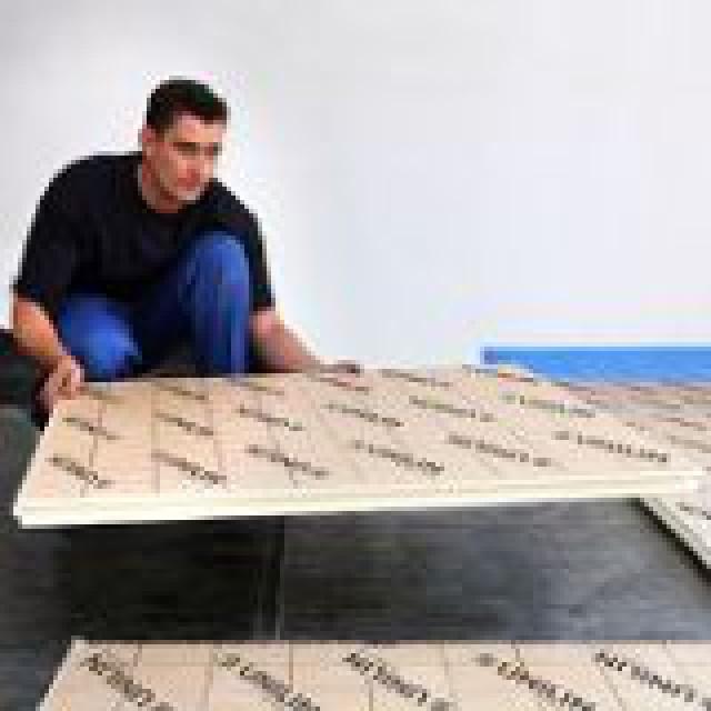 Plaque isolante UTHERM Floor Unilin