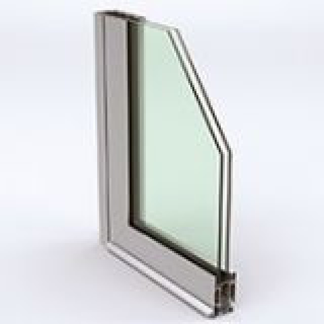 Portes en aluminium Wicstyle Wicona