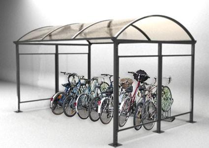 Abri vélo Vision+
