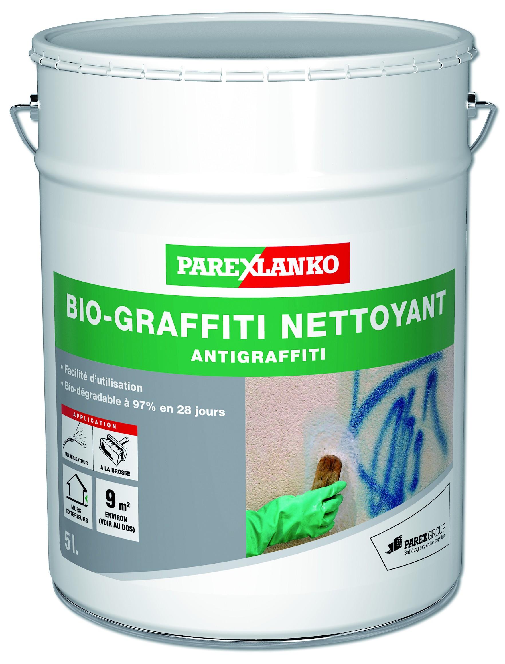 Nettoyant de graffiti Bio Graffiti Nettoyant Parexlanko
