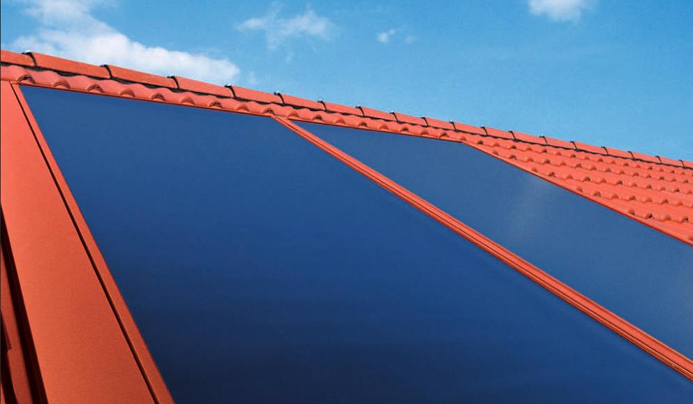 Capteurs solaires plats hautes performances
