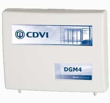 Centrale vigik 4 portes CDVI