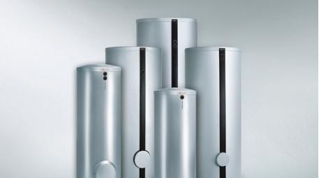 Réservoir d'eau chaude bivalent Vitocell Viessmann