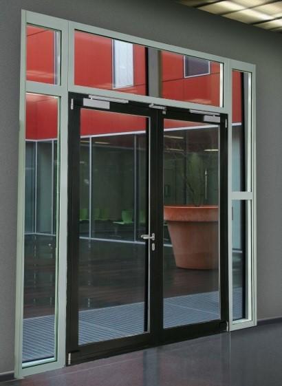Blocs-Portes vitrés coupe feu EI 60 SMFeu
