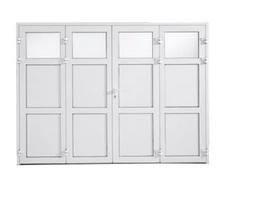 Portes de Garage Aluminium evolution Thiebaut Industrie