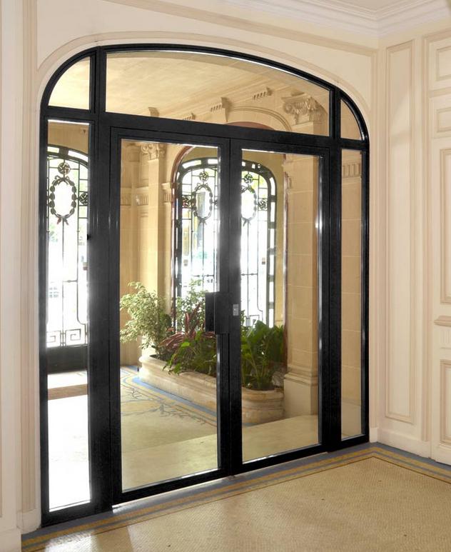 Porte de hall Rhéa Picard